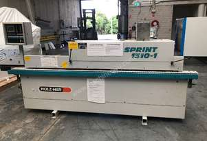 Used Holzher Sprint Edgebander including Dust Collector