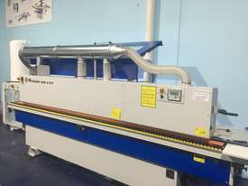 Edgebanders with corner rounder + pre milling + return conveyor - picture3' - Click to enlarge