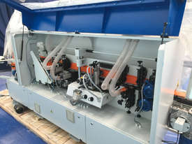 Edgebanders with corner rounder + pre milling + return conveyor - picture4' - Click to enlarge