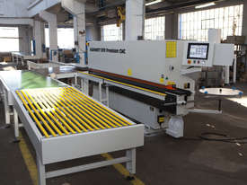 Edgebanders with corner rounder + pre milling + return conveyor - picture10' - Click to enlarge