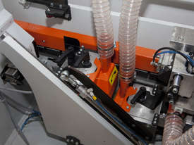 Edgebanders with corner rounder + pre milling + return conveyor - picture12' - Click to enlarge