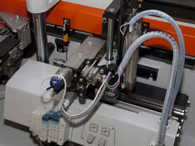Edgebanders with corner rounder + pre milling + return conveyor - picture13' - Click to enlarge
