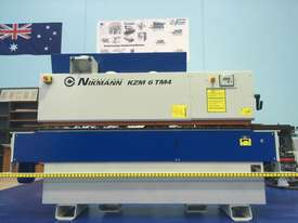 Edgebanders with corner rounder + pre milling + return conveyor - picture16' - Click to enlarge
