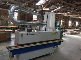Edgebanders with corner rounder + pre milling + return conveyor - picture17' - Click to enlarge