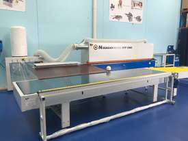 Edgebanders with corner rounder + pre milling + return conveyor - picture18' - Click to enlarge