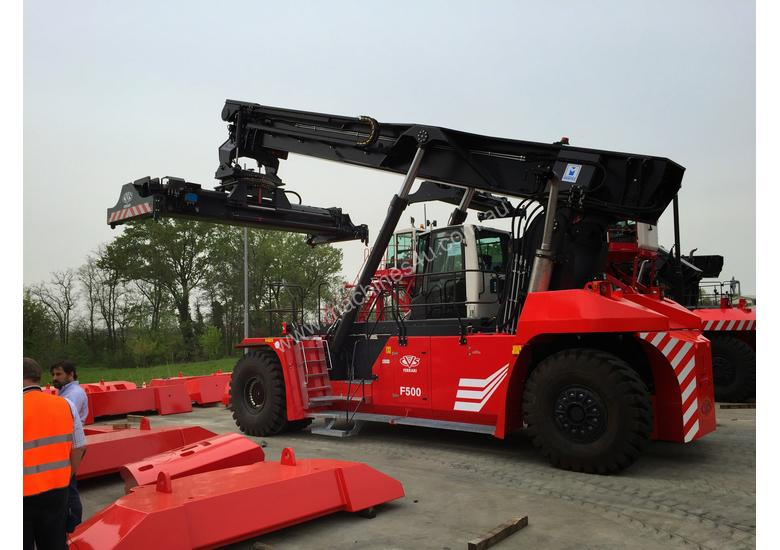 CVS Ferrari F500 RS3 46T Reach Stacker 2015 - LOW HOURS