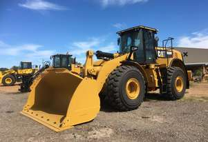 Caterpillar CAT 966M WHEEL LOADER