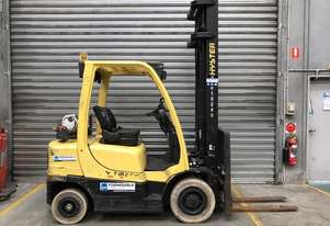 Hyster H2.5FT LPG / Petrol Counterbalance Forklift