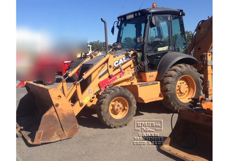 Used 2013 Case 580ST Backhoe in , - Listed on Machines4u
