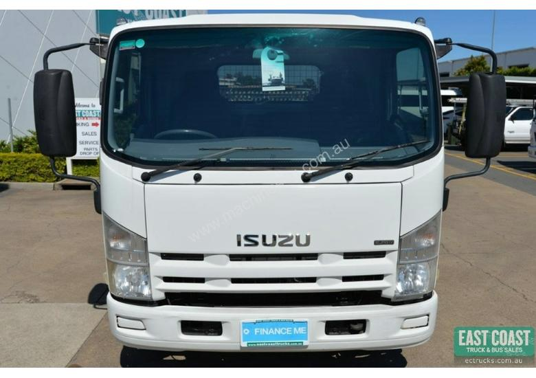 2009 ISUZU NPR 275 Tipper Tray Top