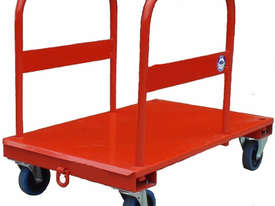 Heavy Duty Trolley 1100kg 1200x750mm - picture0' - Click to enlarge