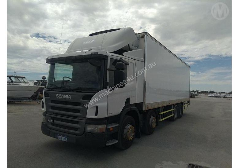 Used scania Scania P 280 Pantech trucks in , - Listed on Machines4u