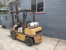 Nissan 2.5 ton, LPG Cheap Used Forklift - picture3' - Click to enlarge