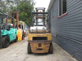 Nissan 2.5 ton, LPG Cheap Used Forklift - picture4' - Click to enlarge