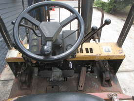 Nissan 2.5 ton, LPG Cheap Used Forklift - picture9' - Click to enlarge
