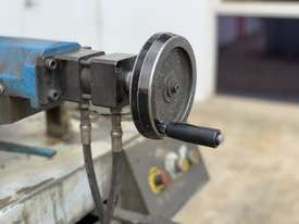 Just In - Parkanson 350mm Semi Auto Bandsaw with Hydraulic Clamping - picture12' - Click to enlarge