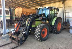 Claas CELTIS 456 FWA/4WD Tractor
