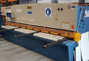 Just In Late Model 4000mm x 6.5mm Hydraulic Guillotine NC Backgauge