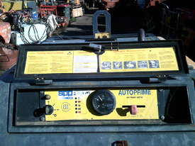 150mm spp water pump , 3cyl Isuzu , 3,851 hrs , trailer mounted - picture3' - Click to enlarge