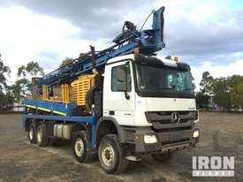 2011 Bournedrill L700THD 8x4x4 Drill Truck - picture0' - Click to enlarge