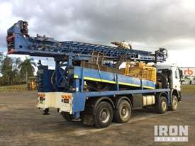 2011 Bournedrill L700THD 8x4x4 Drill Truck - picture2' - Click to enlarge