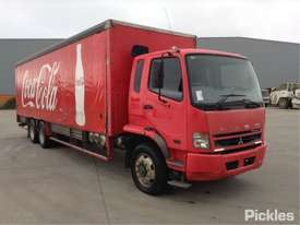 2009 Mitsubishi Fuso Fighter 14 FN63 - picture0' - Click to enlarge