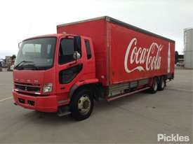 2009 Mitsubishi Fuso Fighter 14 FN63 - picture2' - Click to enlarge