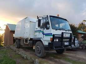 ***MAKE AN OFFER *** 1994 MITSUBISHI FM557JS TIPPER/CHIPPER - picture4' - Click to enlarge