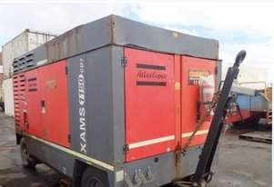 2012 Atlas Copco XAMS1050CD7 Air Compressor