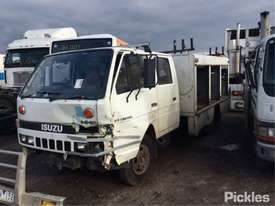 1987 Isuzu NKR57L - picture2' - Click to enlarge