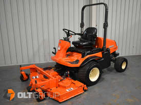Kubota F3680 Out Front Mower 36hp Diesel 60 Inch Rear OR Side Discharge Decks New Tyres - picture0' - Click to enlarge