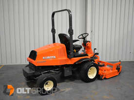 Kubota F3680 Out Front Mower 36hp Diesel 60 Inch Rear OR Side Discharge Decks New Tyres - picture1' - Click to enlarge