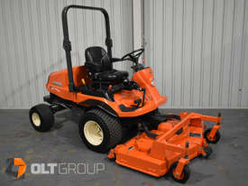 Kubota F3680 Out Front Mower 36hp Diesel 60 Inch Rear OR Side Discharge Decks New Tyres - picture2' - Click to enlarge