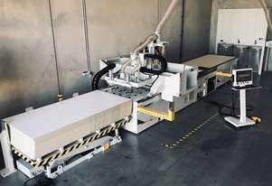 CNC Nesting Router ZIRCON 2412 by Toughcut