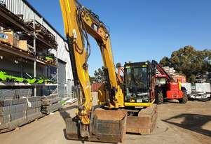 2016 CAT 308E2 EXCAVATOR WITH 2520 HOURS, VERY GOOD CONDITION