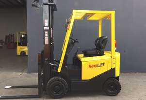 Hyster J1.75 DX 1.75 Ton Electric Counterbalance Forklift - Fully Refurbished