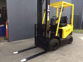 Hyster J1.75 DX 1.75 Ton Electric Counterbalance Forklift - Fully Refurbished - picture1' - Click to enlarge