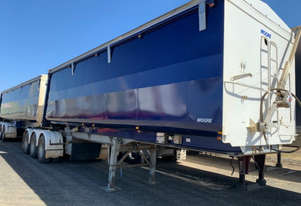 Moore B/D Combination Tipper Trailer