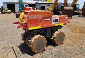 2010 Dynapac LP8504 Remote Control Padfoot Trench Roller *CONDITIONS APPLY*