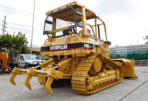 CAT D5M Two Barrel Dozer Rippers DOZATT