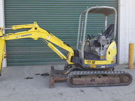 Used Zero Swing Yanmar VIO35-5BP Excavator - picture0' - Click to enlarge