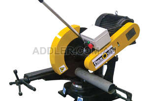 405mm 4kw Flexovit Hot Saw (16inch Metal Cut-off Machine 415 Volt)