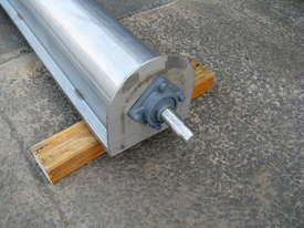 Stainless Auger Feeder Screw Conveyor - 3.15m long - picture2' - Click to enlarge