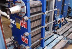 Plate Heat Exchanger, 390mm W x 900mm H