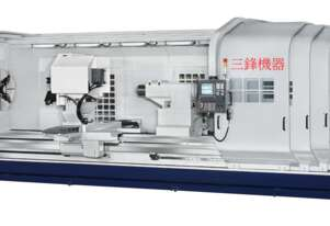 Sunfirm CHT series CNC Heavy Duty Flat bed Lathe