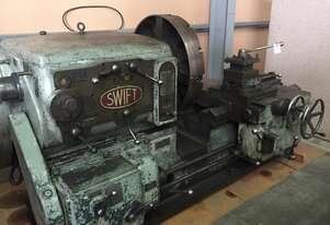 Used Swift Model 12SV5 Face and Boring Lathe