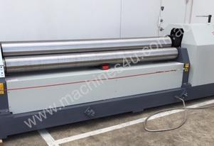 2500mm x 8mm Rolls, Digital Display & Stub Rollers