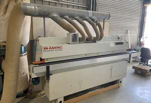 2006 BiMatic Hot melt Edgebander