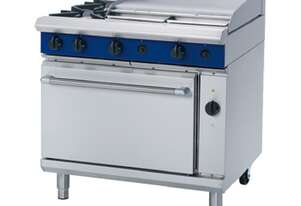 Blue Seal Evolution Series GE56B - 900mm Gas Range Electric Convection Oven