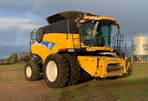 New Holland CR9080 Header(Combine) Harvester/Header